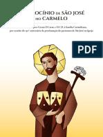 O Patrocínio de São José no Carmelo