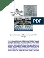 Greek Fraternities and Freemasonry Part 3