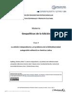 2020 - POL EDIT - Geopolíticas de la edición - Clase 4 - FINAL