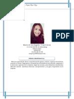 maria de los angeles pdf
