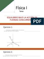 Tarea_ Equilibrio _ Fuerzas concurrentes