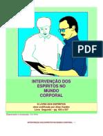 ELIO MOLLO - INTERVENCAO DOS ESPIRITOS NO MUNDO CORPORAL