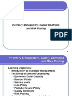 inventory,risk pooling