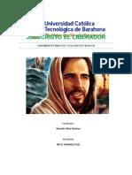 JESUCRISTO EL LIBERTADOR
