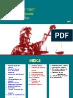 INTRODUCCION DERECHO LABORAL PRIMERA CLASE
