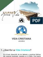 09 - Vida Cristiana - Clase Nueva Vida