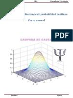 Guía 1 Curva normal Estadística 2 RACP 2021-1