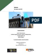 """IAACC Instituto Aragonés de Arte y Cultura Contemporáneo """"PANLO SERRANO"""""""