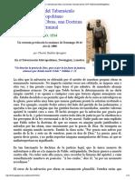 Charles Spurgeon _ Salvación por Obras, una Doctrina Criminal_ sermón 1534 _ Tabernáculo Metropolitano