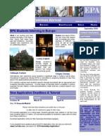 Sept 2010 Newsletter