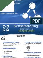Bionanotehnologii _Bionanotechnology - PPT_BOGMIS