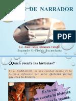 GC0106 - Los Tipos de Narrador - 2doS