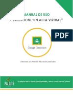 Manual Classroom Un Aula Virtual_paidos