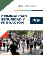CHILE Informe Criminalidad seguridad y migración un análisis en el Chile actual
