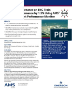 AMS Improves Performance LNG