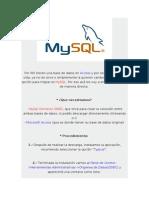 Pasar base de datos de Access a MySQL