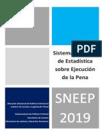 Informe Sneep Argentina 2019