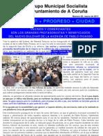 Boletin Grupo Municipal Socialista nº 82