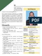 Scott Patterson - Wikipedia, la enciclopedia libre