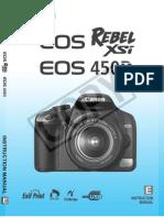 canon eos 350d service and parts copy autofocus canon eos rh scribd com Canon EOS Rebel XSi descargar manual canon eos 450d español