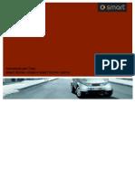 Smart - Libretto Di Istruzioni in Italiano