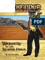 Paper Minis - Wardens of the Reborn Forge