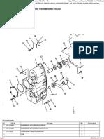 TRANSMISSION CASE (2_2) - Wheel Loader Komatsu WA120-1 - TORQUE CONVERTER AND TRANSMISSION 777parts