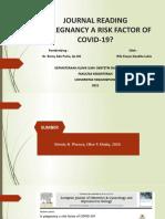 Journal Reading Kehamilan Pada Covid-19