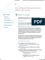 Create and Configure Managed Servers in Oracle WebLogic Server.pdf
