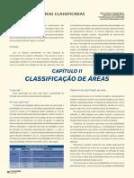 CAPÍTULO II Classificação de áreas