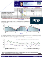 Anne Arundel County February 2011 Real Estate  Market Report