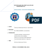TRABAJO DE INSTALACIONES ELECTRICAS- semana 10