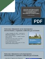 Políticas Públicas en Bolivia en relación a la ley del Medio Ambiente