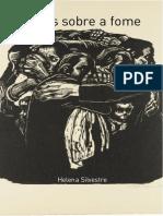 livro Notas sobre a fome