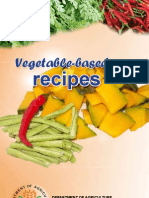 Vegetable-based recipes