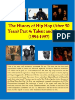 The History of Hip Hop (After 50 Years) Part 4