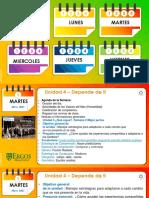 Weekly Planning 28- 2020-2021 - LENGUA ESPAÑOLA 5TO GRADO