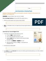 Copy of Plants Gizmo Worksheet