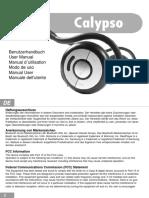 Handbuch B-Speech Calypso(Deu)