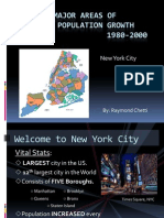 GIS - Assessing Areas for Development (NYC)