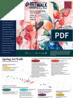 Art Walk Brochure