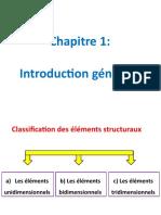 Chapitre 1 Introduction générale