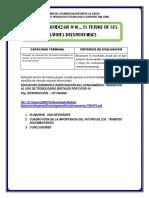 - FICHA DE APRENDIZAJE SESION N°02 CONTROL DOCUMENTARIO 1