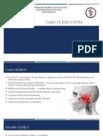 Caso clínico DTM