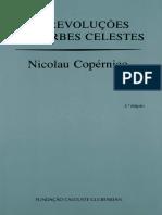 Das Orbes Celestes Copérnico