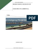 Estudo de Impacte Ambiental Baia Beach Club