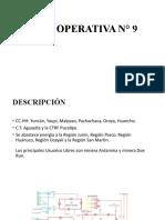 AREÁ OPERATIVA N° 9
