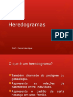 Aula 2 - Heredogramas
