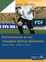 Entrenamiento de Los Conceptos Tacticos - Agustin Fernandez Ochoa