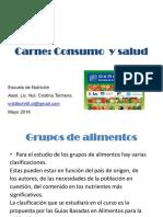 Techeira - Carnes salud y consumo